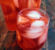 White Strawberry Love Potion Drink Recipe