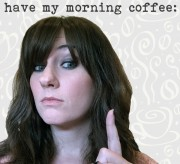 Don't Talk to Me Before Coffee