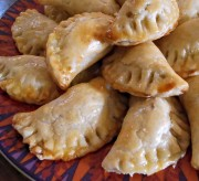 Shortcut Chicken and Green Chilies Empanadas Recipe