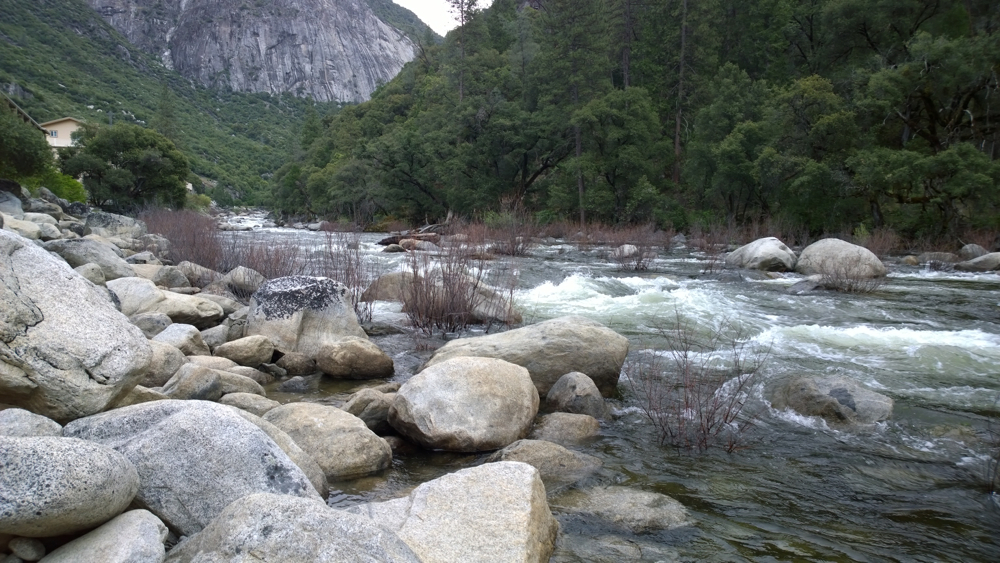 Travel Thursday: Yosemite National Park, Unedited.