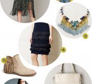 Fringe Fashion Ideas