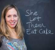 Interview With A Blogger: Maggie Savage, She Let Them Eat Cake