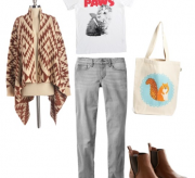 Outfit Inspiration: Dreaming Of Fall