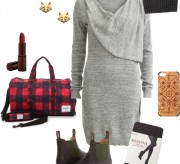 Outfit Inspiration: Autumn Road Trip Style