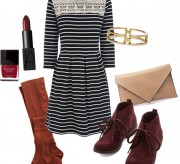 Outfit Inspiration: Autumn Wedding Guest Style