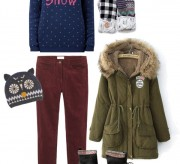 Outfit Inspiration: Let It Snow!