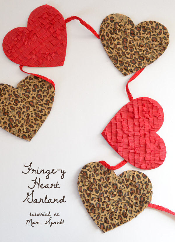 10 Last Minute DIY Valentine's Day Crafts - A Trendy Blog for Moms - Mom Blogger