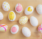 10 Ways To Decorate Easter Eggs!