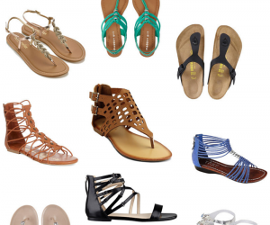 10 Spring Sandals You've Got To Have