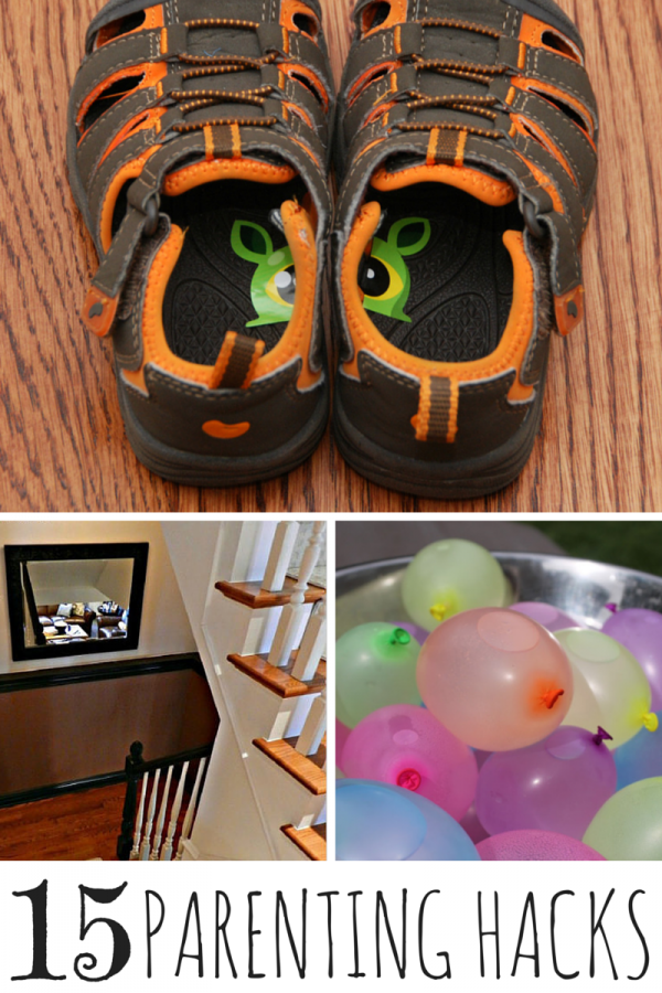 15 Parenting Hacks To Make Your Life A Little Easier