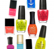 Neon Nail Polish For The Summer!