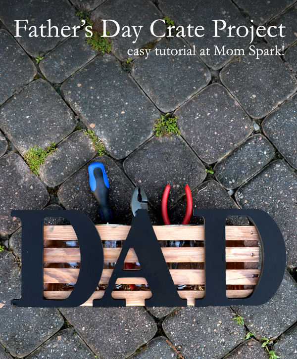 Crate Project - Father's Day is almost here. Honestly, it's going to be here before you can even say,'World's Greatest Dad'. See? Today is magically Father's Day and you're standing there empty-handed. Lucky for you (and Pops), I'm here to share with you ten last minute DIY Father's Day gifts for dad so you don't have to stand there looking like a dweeb who didn't get it together in time for Daddios' big day.