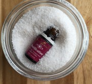 Easy Bath Salts With Essential Oils