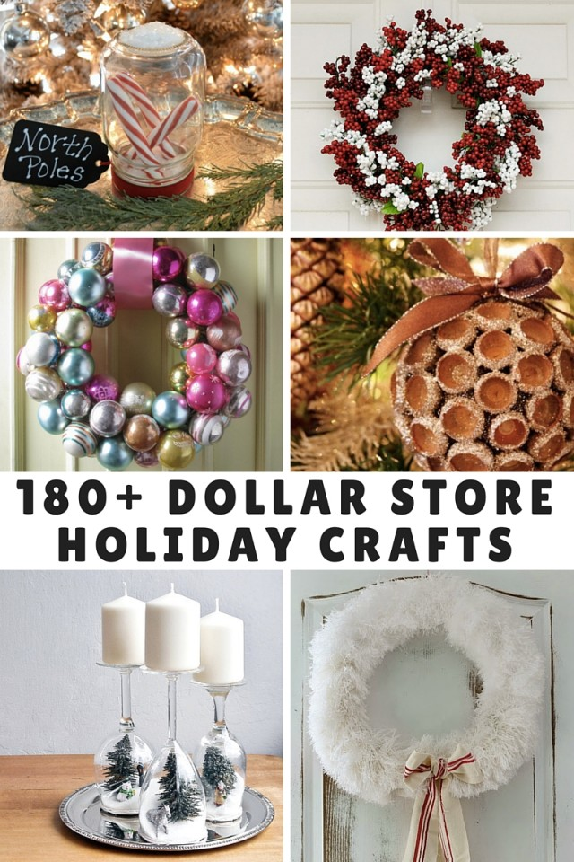 dollar store crafts christmas 180 dollar crafts spark 10799