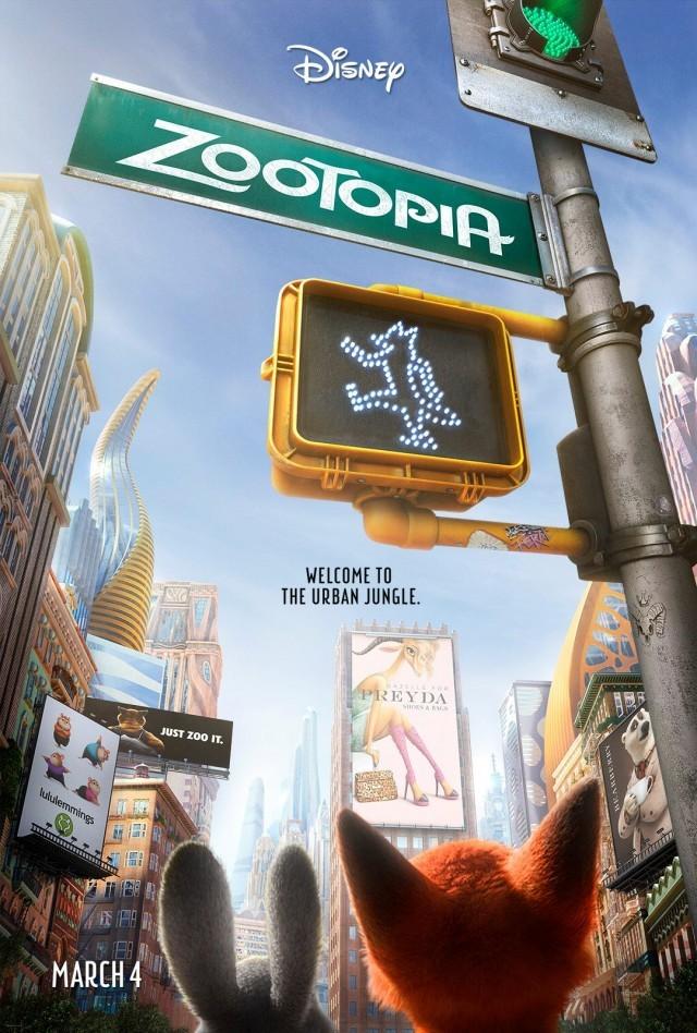 A Peek Into the Creation of Disney's ZOOTOPIA