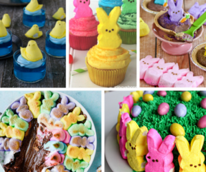 20 Peeps Recipes