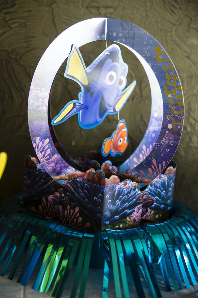 """Awesome """"Finding Dory"""" Party Ideas!"""