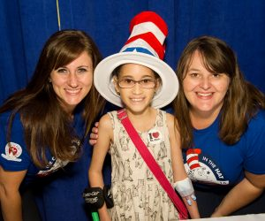 """Carnival Cruise Line's """"Day of Play"""" at St. Jude Research Hospital"""