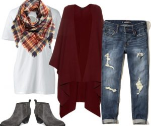 Fall Fashion Outfit Idea