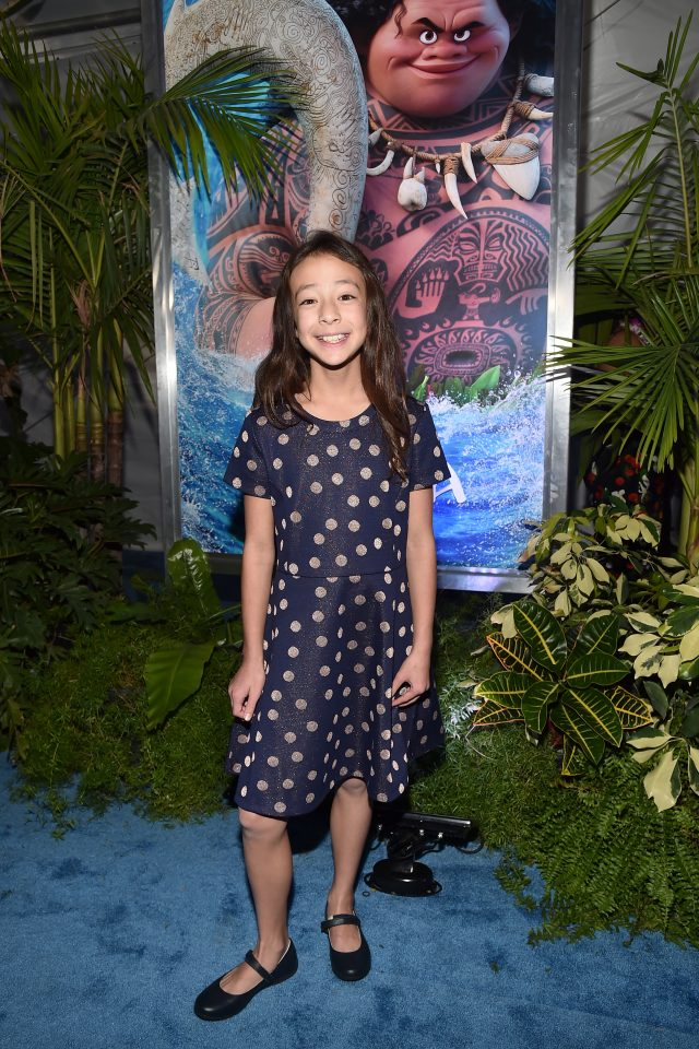 Actress Aubrey Anderson-Emmons (Photo by Alberto E. Rodriguez/Getty Images for Disney)
