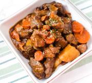 Slow Cooker Beef Bourguignon Recipe