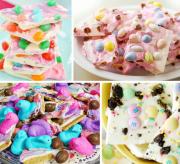 20 Gorgeous Recipes for Easter Bark