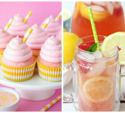 17 Sweet & Fresh Pink Lemonade Recipes