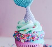 Mermaid parties are all the rage right now. I love putting together a fun, undersea party for the mermaid lovers in my life. Here are 10 mermaid recipes you have to make for your next mermaid party.