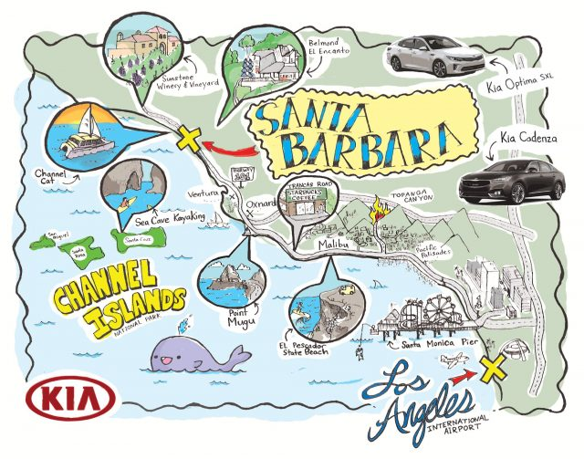 What to Do on Your First Trip to Santa Barbara