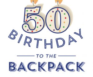 LANDS' END TWITTER #BACKPACK50 BIRTHDAY PARTY